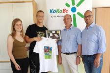 Preisverleihung DJ Fryday bei der KoKoBe Mettmann Nord 2014