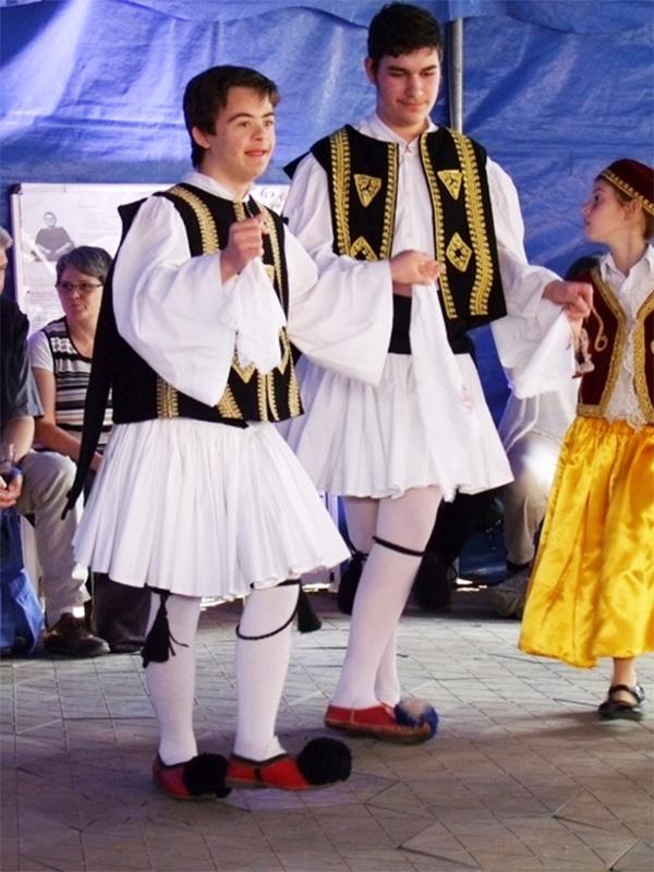 Pro Mobil Quartiersfest Am Kostenberg Tanzgruppe Terpsichori