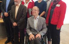 Neuer Vorstand des BVKM nach der Wahl 2014
