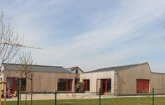Gesamtansicht außen Pro Mobil Kindertagesstätte Solingen