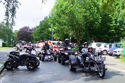 Bikerfest bei Pro Mobil 2016